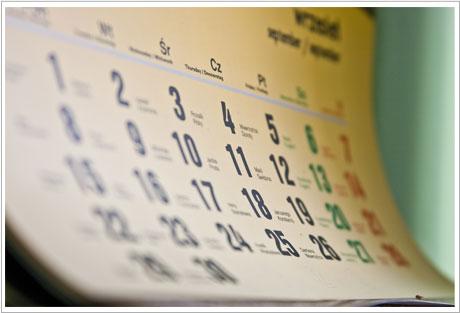 St. Michael Parish: Liturgical Calendar